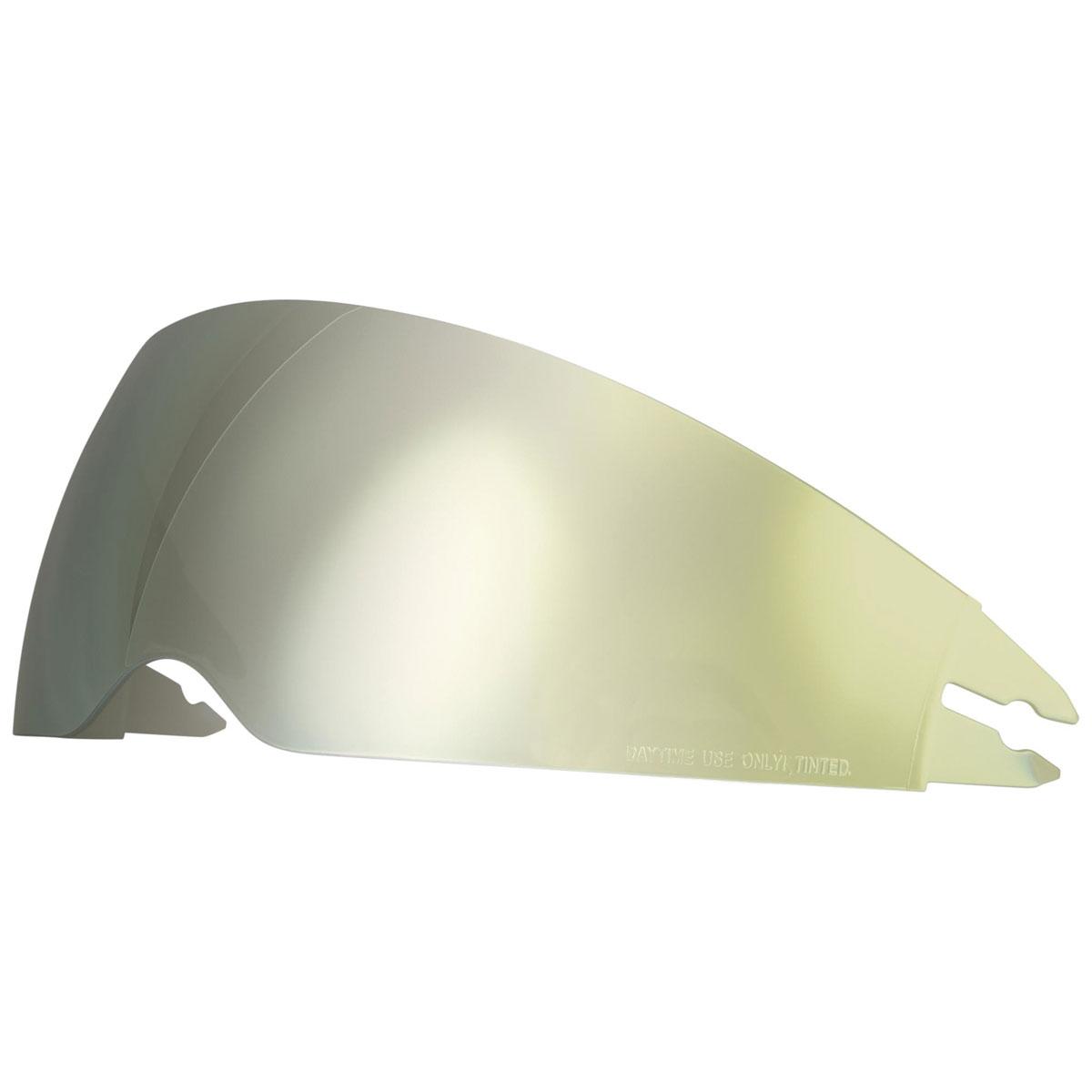 FLY Racing Street Sentinel Gold Mirror Sunshield