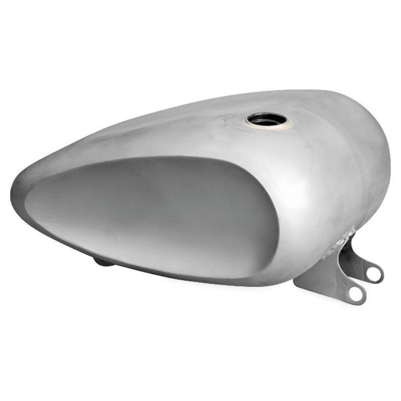 Paughco Dished Custom 5 0 Gallon Gas Tank - 830IL1