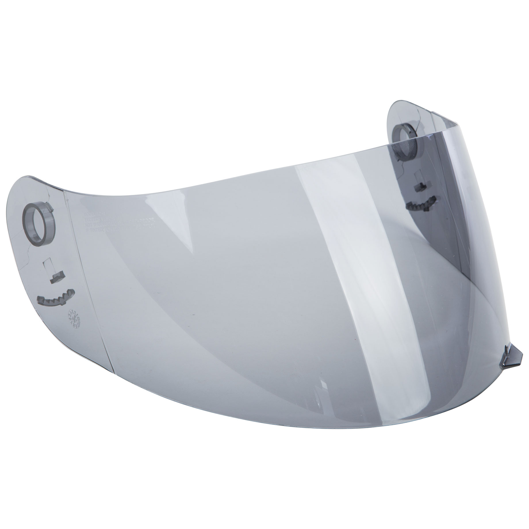 FLY Racing Street Revolt FS Smoke Outer Face Shield