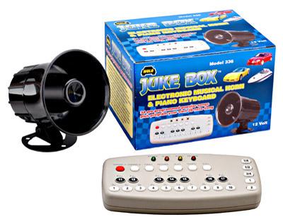 Wolo Juke Box Horn