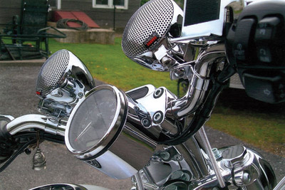 Cycle Sounds Series 3 Premium Sound System for Harley Davidson/Vtwin