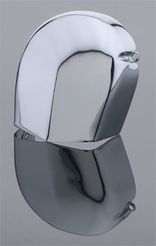 J&P Cycles® Replacement Chrome Horn Cover