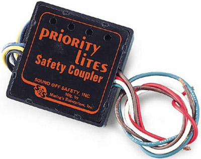 Sound Off Recreational Priority Lites Run Turn Brake Controller