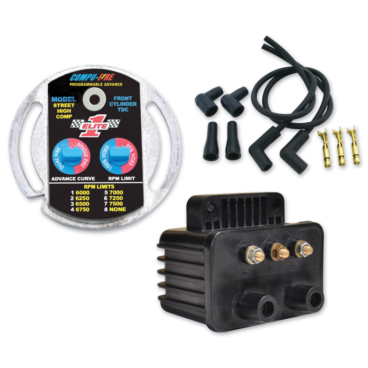 Single-Fire Ignition System for Electric Start