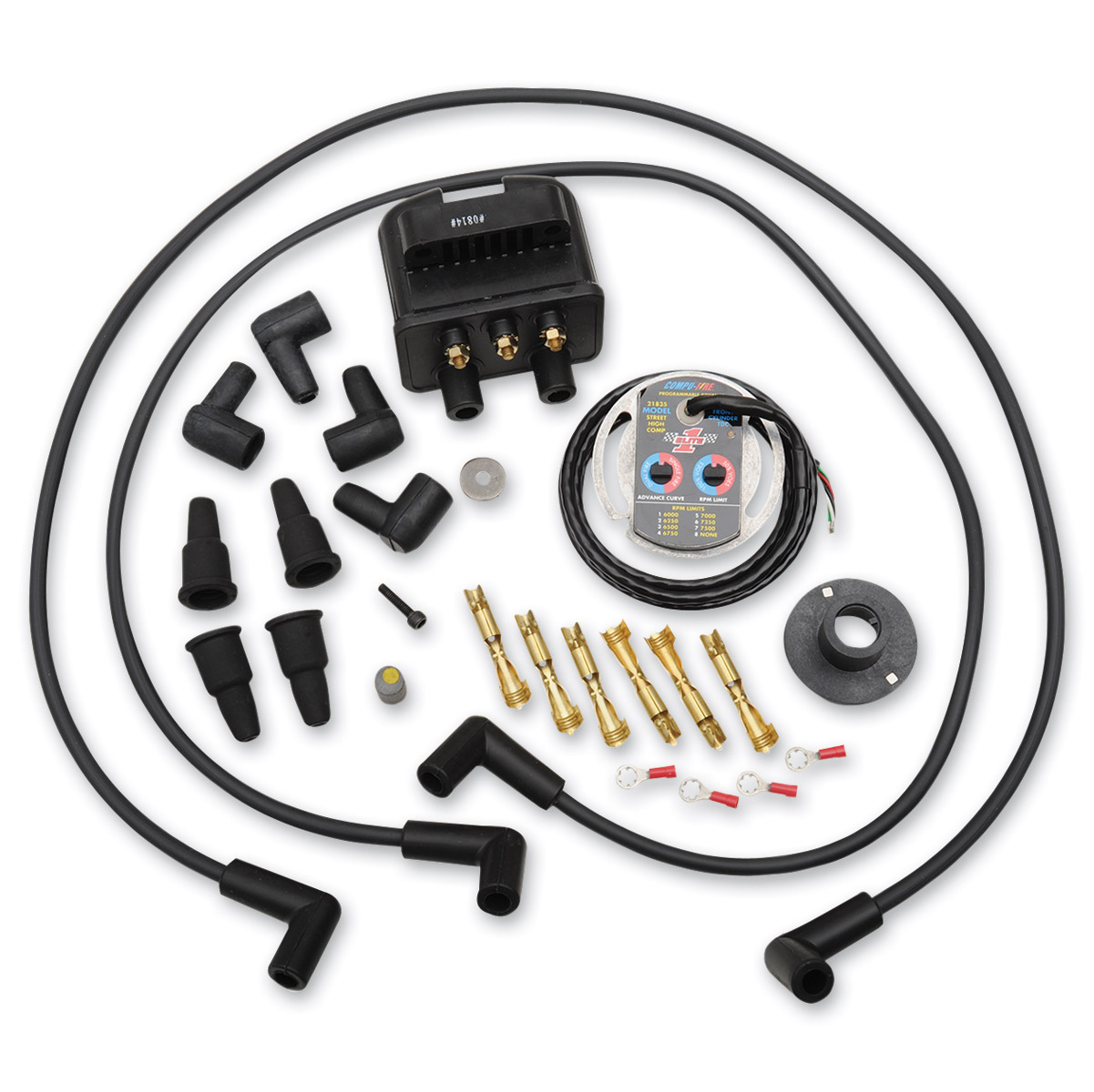 Compu-Fire Single-Fire Ignition System for Kick Start