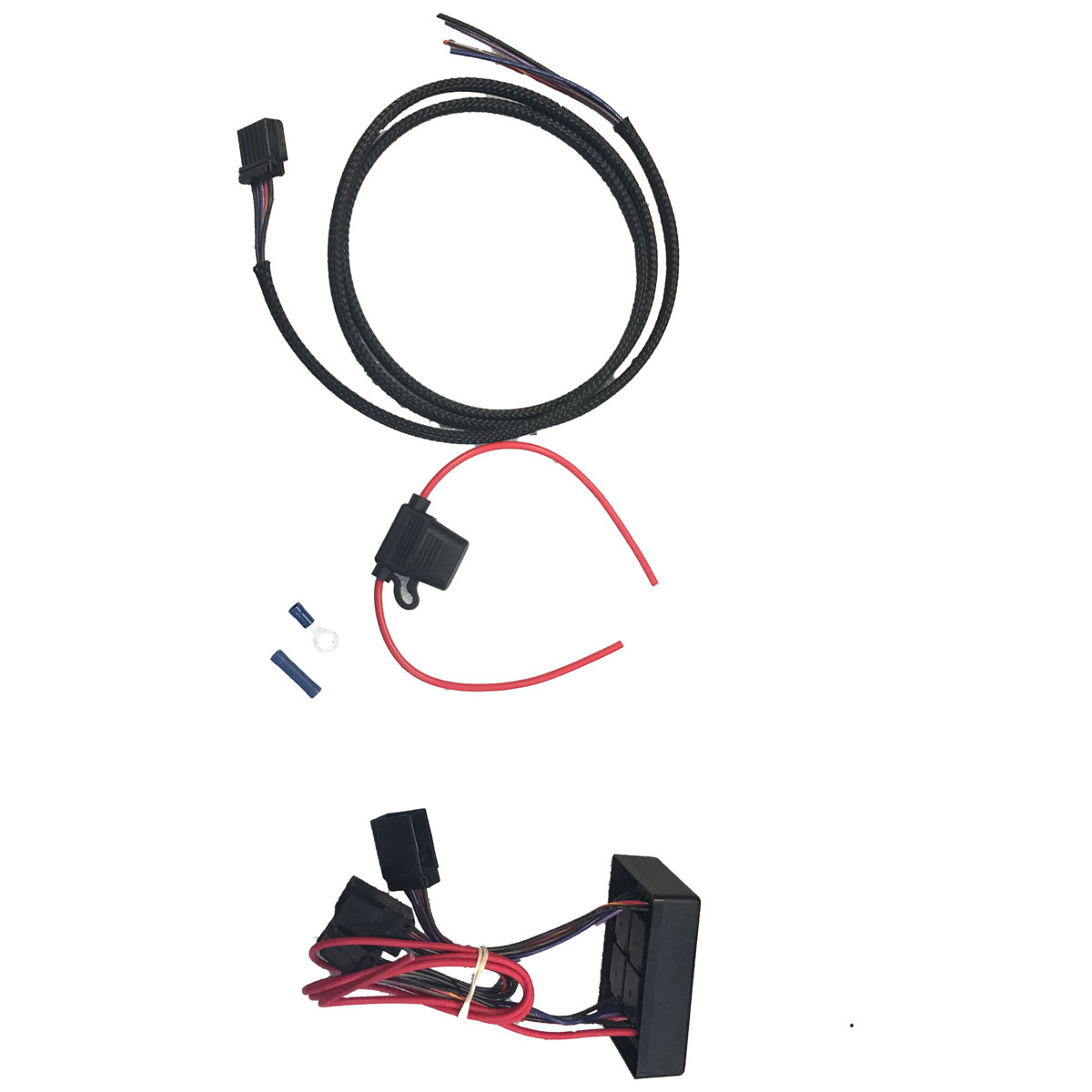 FBI Trailer Hitch Wiring Harness