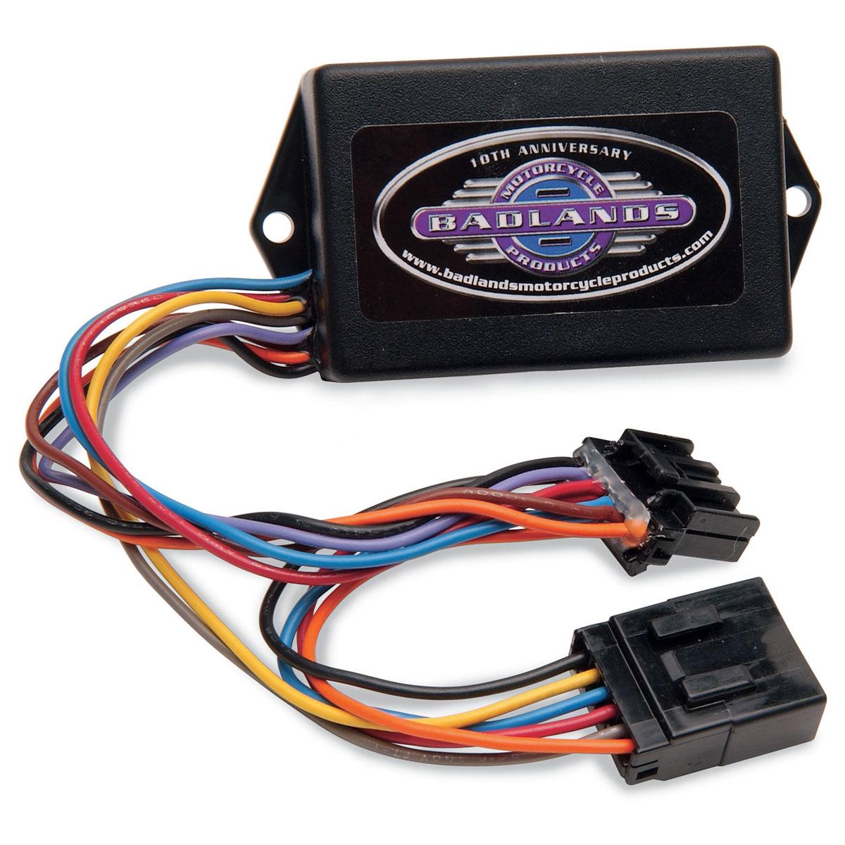 Badlands Illuminator Plug-In Style Run, Brake and Turn Signal Module