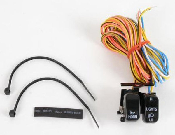 Drag Specialties Dimmer and Horn Switches