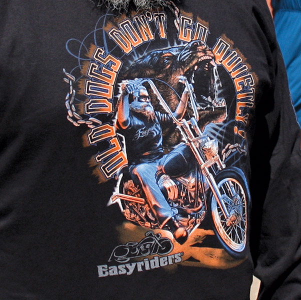 Easyriders Old Dogs Long-Sleeve T-shirt