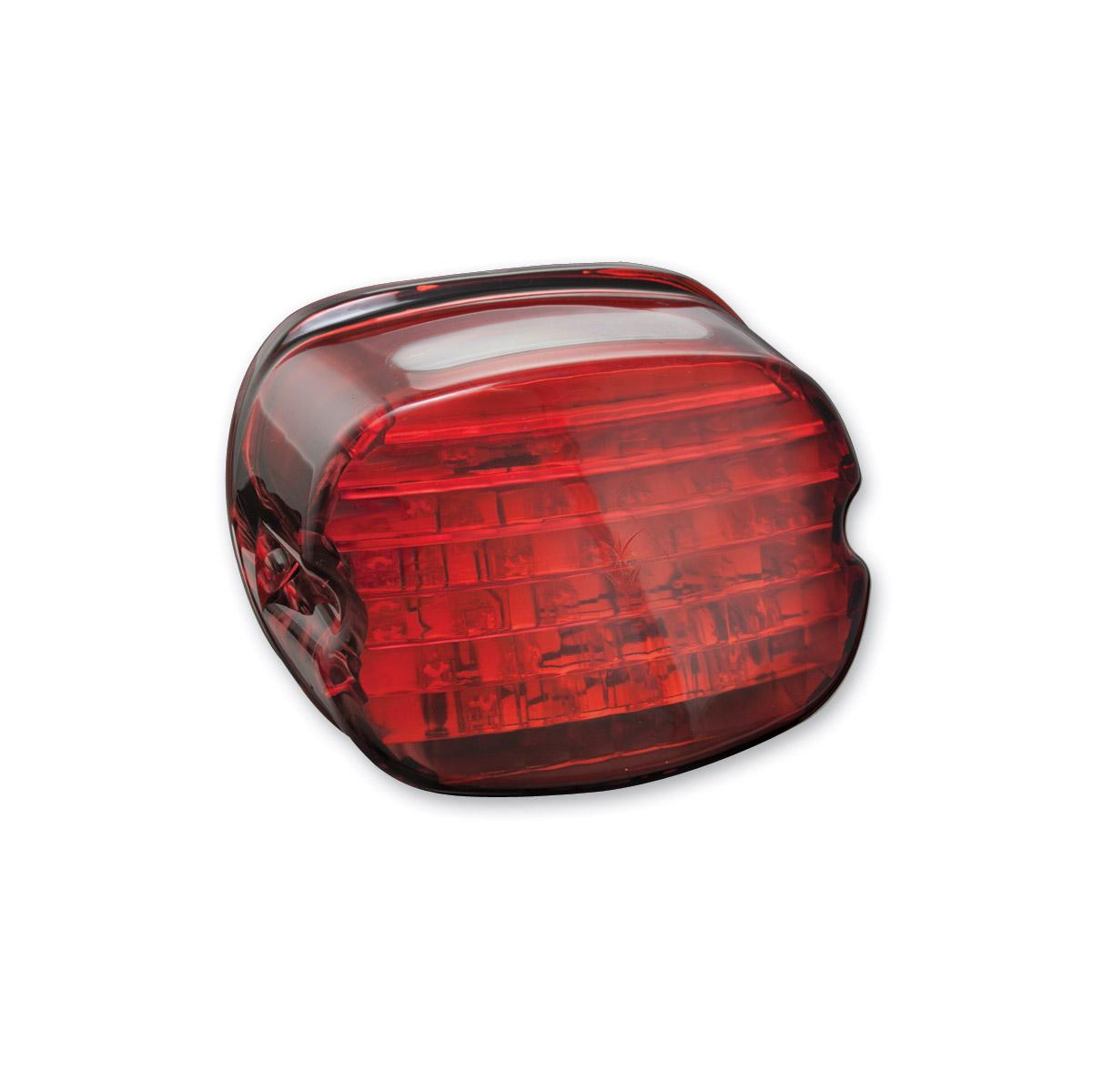 Kuryakyn Low Profile Red LED Taillight Conversion