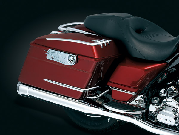 Side Cover & Saddlebag Accent