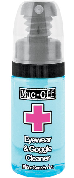 Muc-Off Helmet and Visor Spray Cleaner