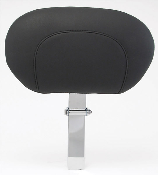 Mustang Removable Driver Backrest Chrome Studs