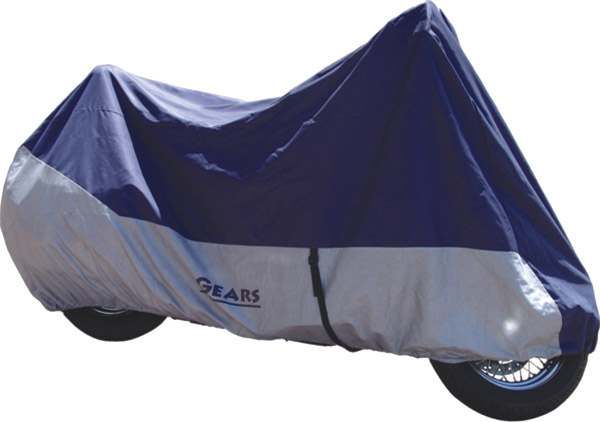 GEARS Premium Motorcycle Cover for Small Cruisers