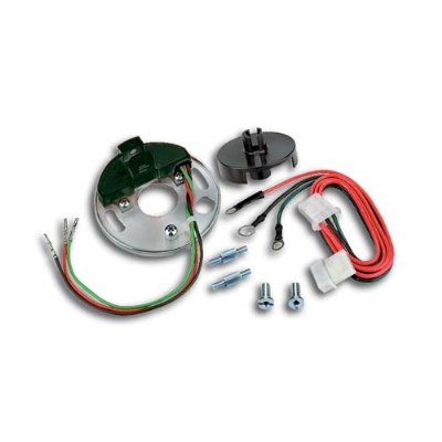 mallory breakerless ignition conversion kit a554 jpcycles commallory breakerless ignition conversion kit