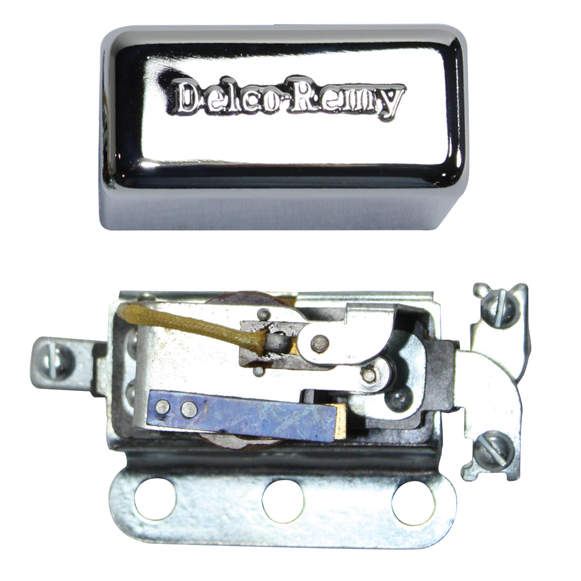 Replica Delco Remy 3 Brush Relay