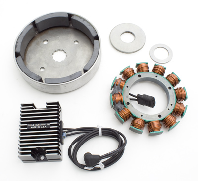 Cycle Electric 22 AMP Alternator Kit