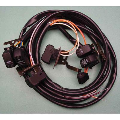 Handlebar Wiring Harness on