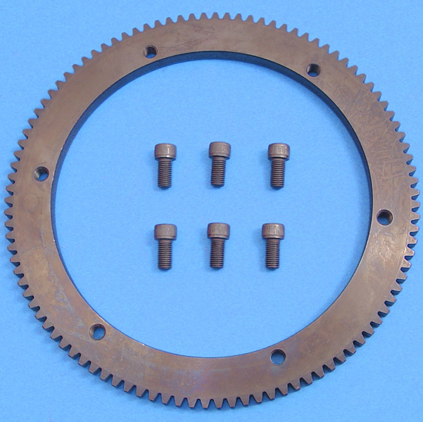 Biker's Choice Replacement Starter Ring Gear 102 Teeth
