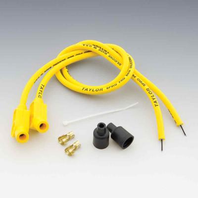Sumax Yellow 8mm Custom Colored Spark Plug Wire Set