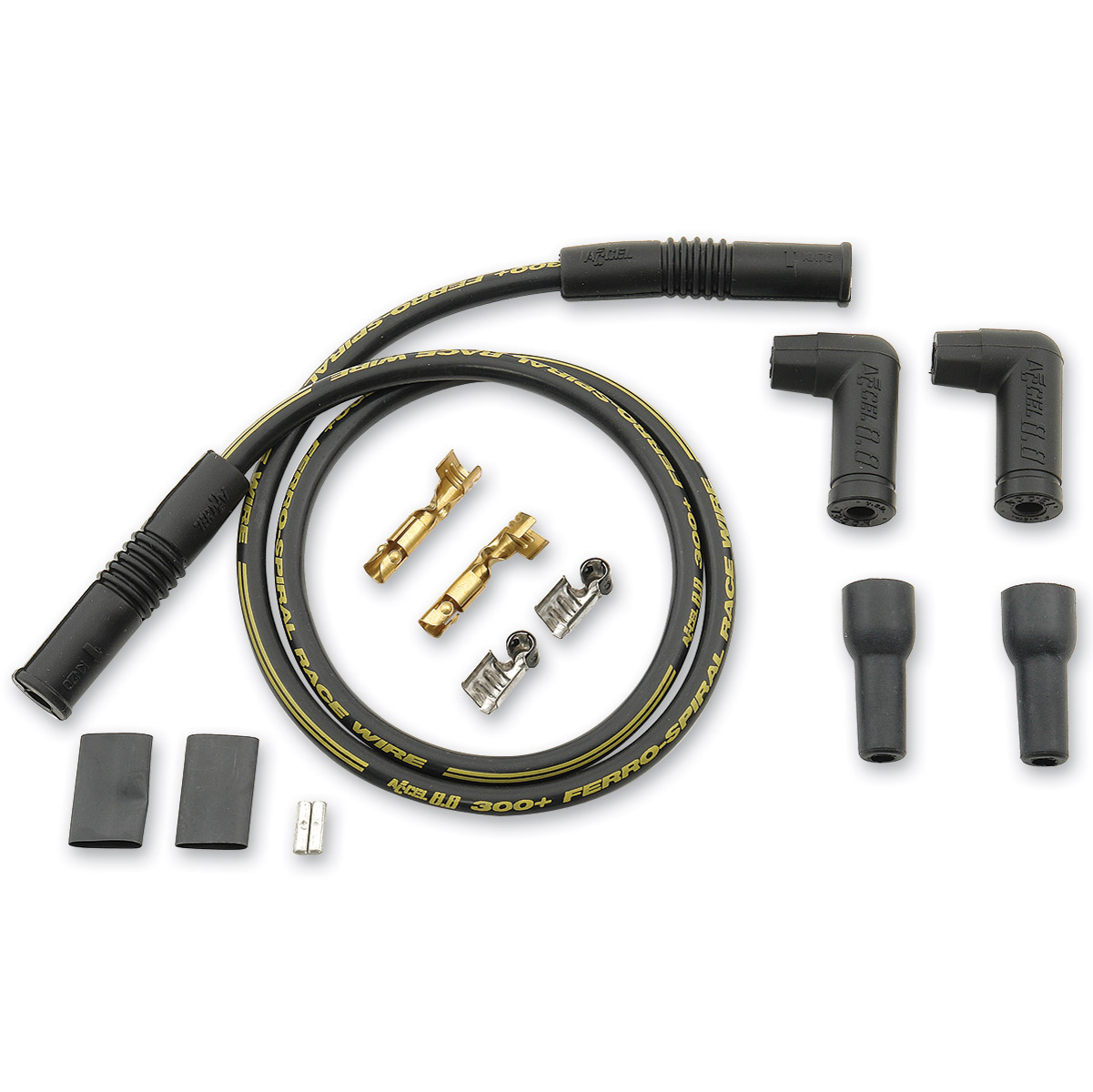 ACCEL '300+' Spark Plug Wire Set - 175095