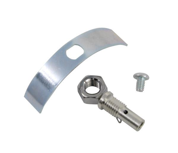 V-Twin Manufacturing Distributor Adjuster Plate W/ Zinc Screw