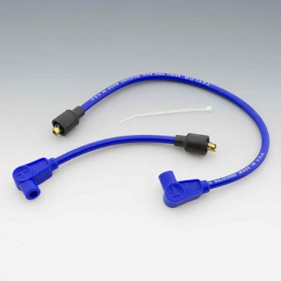Sumax Blue 8mm Universal Custom Colored Spark Plug Wire Set - 77631 on universal brake light switch, universal trailer hitch, universal headlight switch, universal fuel pump, universal air filter,