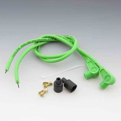 Sumax Hot Green 8mm Custom Colored Spark Plug Wire Set
