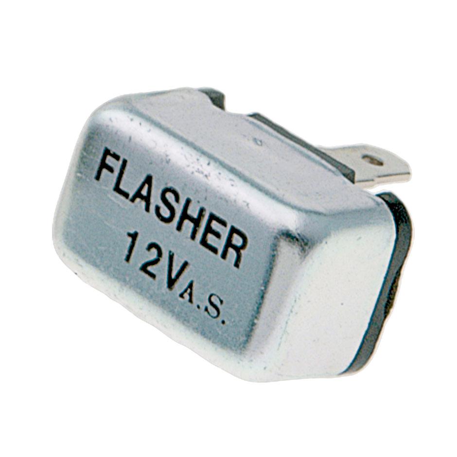 12-volt Rectangular Style Flasher Unit