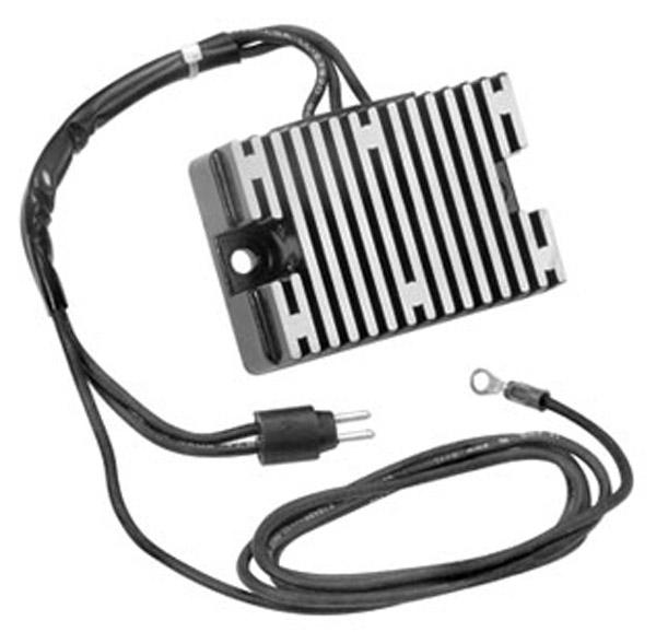 Harley Davidson Voltage Regulator Wiring How To Wire A ... on