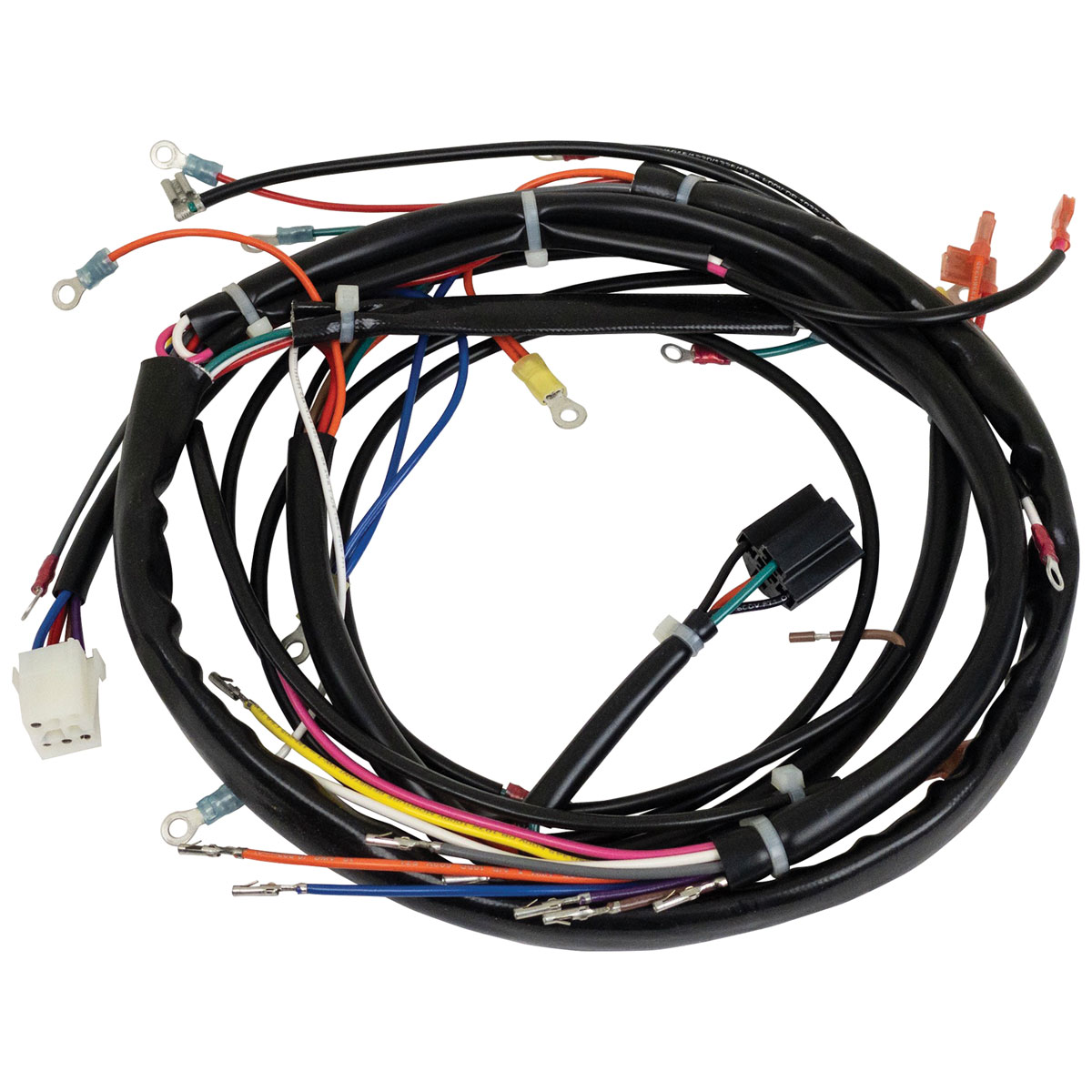 Bruce Linsday Company Main Wiring Harness