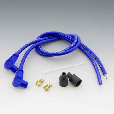 Sumax Blue 8mm Custom Colored Spark Plug Wire Set