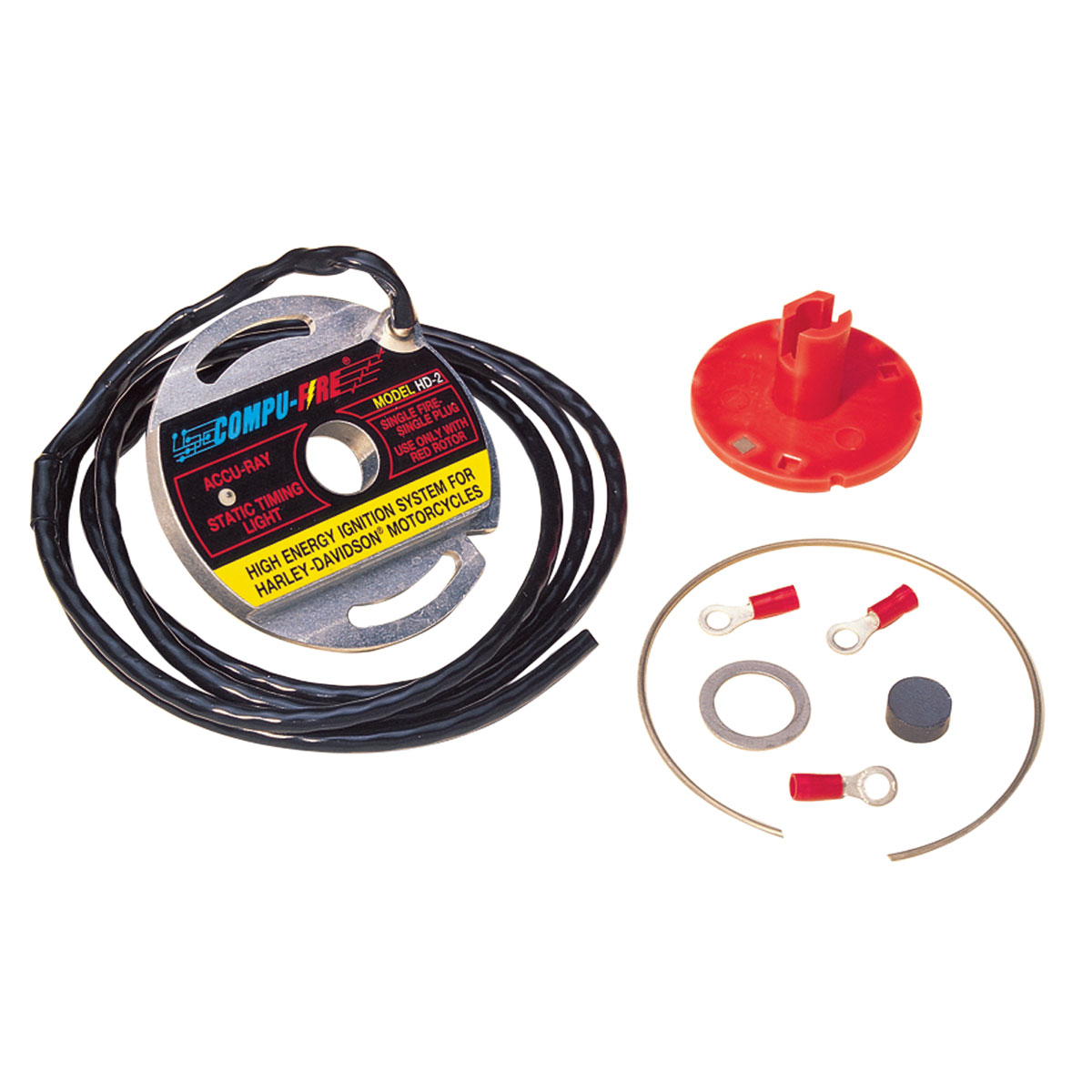 Compu-Fire Dual Fire Ignition System