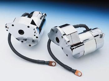 Spyke Starters 1.4 kW Hi-Torque Starter Chrome