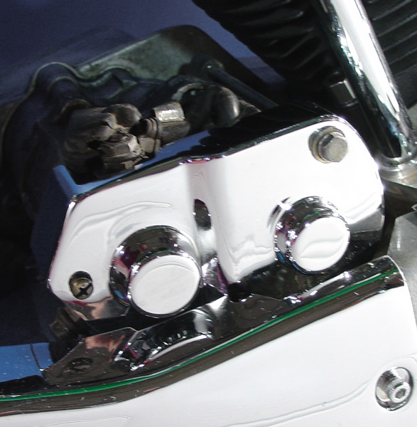 V-Twin Manufacturing Starter Cover