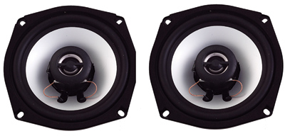 Cycle Sounds 5-1/4″ 200-watt Fairing Speakers 4 OHM