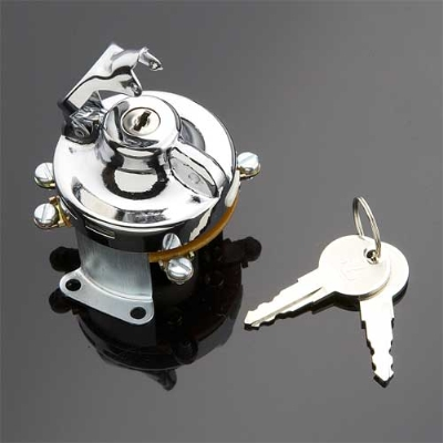 V-Twin Manufacturing Replica Ignition Switch