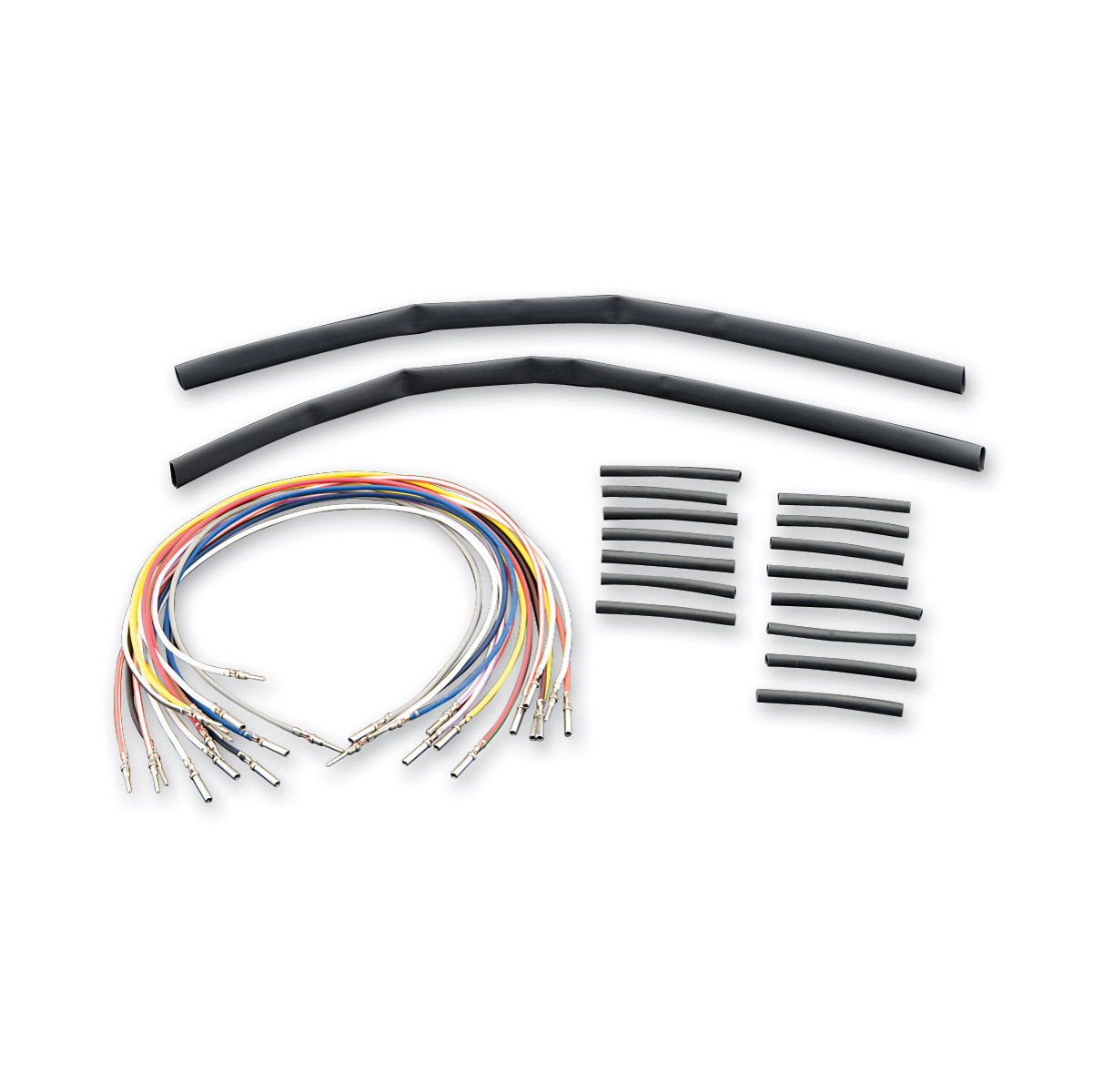Novello 8″ Handlebar Wiring Harness Extension with Cruise | 382-106