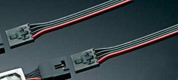 Kuryakyn Lizard Light Extension Wires