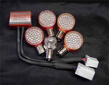 Biketronics LED Bulb Upgrade Kit
