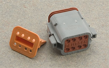 NAMZ Custom Cycle Deutsch Connector Plug