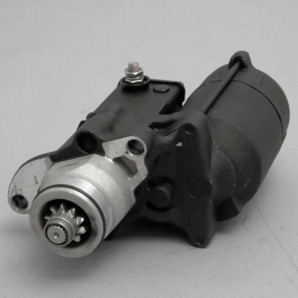 Spyke Starters 1.4 kW Hi-Torque Starter Black