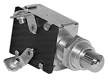 Universal Push-Button Starter Switch