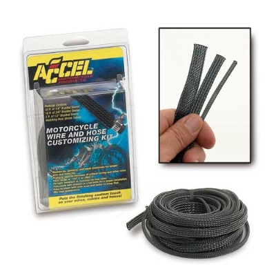 ACCEL Wire and Hose Sleeving Kit