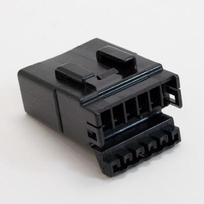 NAMZ Custom Cycle AMP Multilock Female Cap Connector 6-wire connector