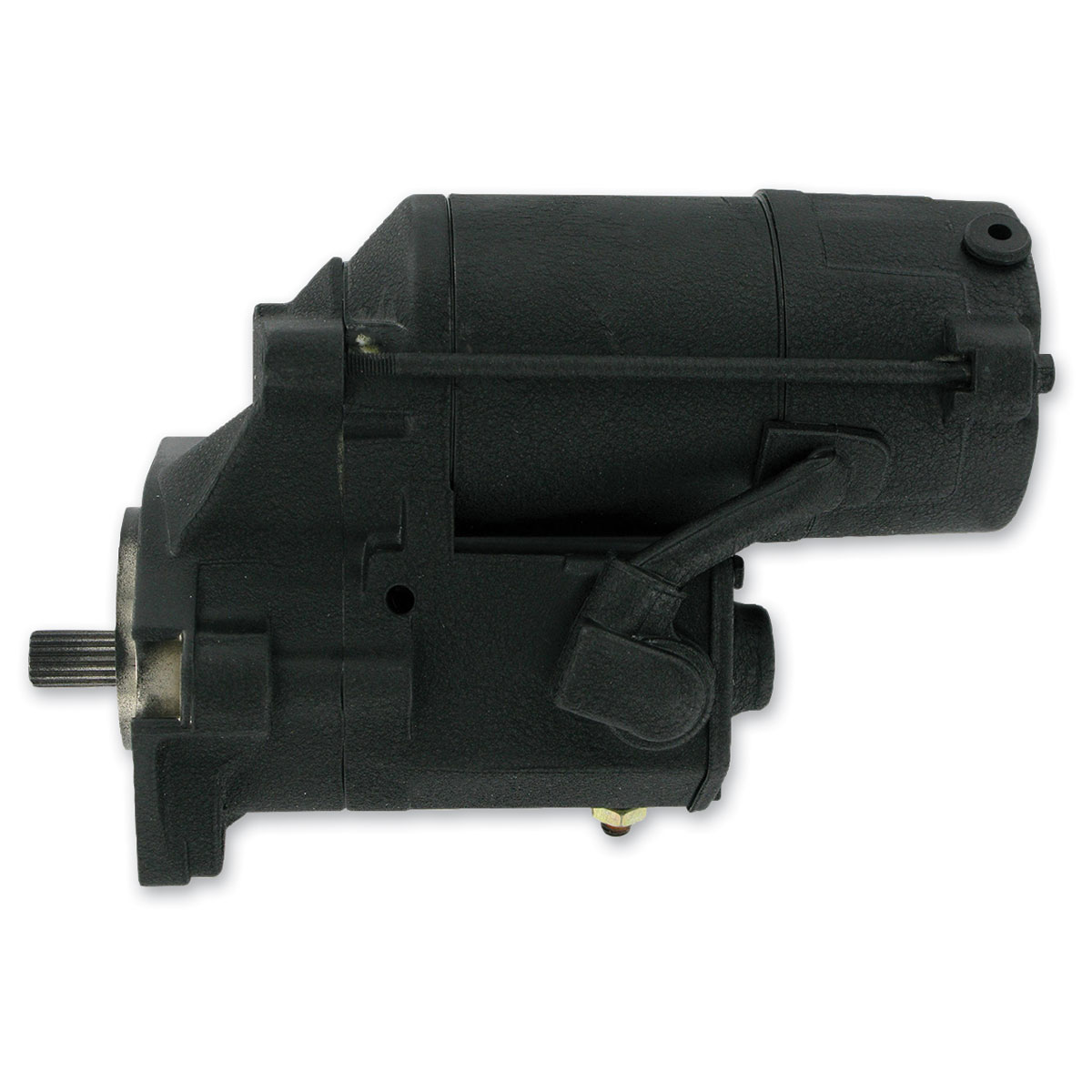 Terry Components 1.8 kW Starter Motor Black