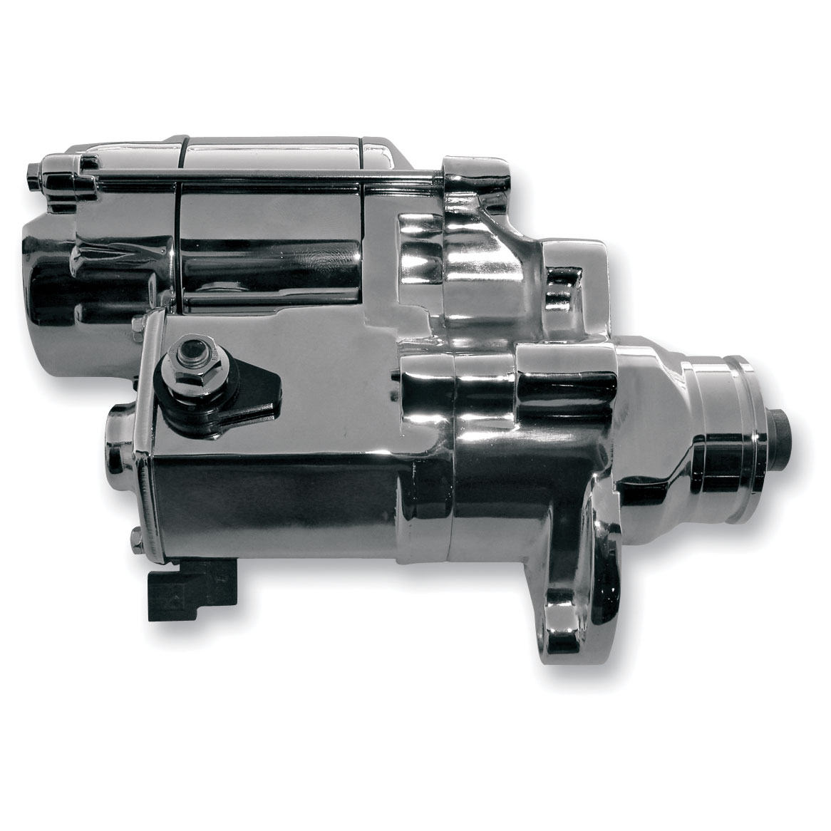 Terry Components 1.2 kW Starter Motor Chrome