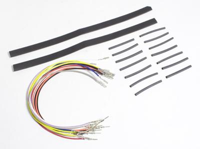 383 296_A novello 18\u2033 handlebar wiring harness extension without cruise harley handlebar wiring harness at bayanpartner.co