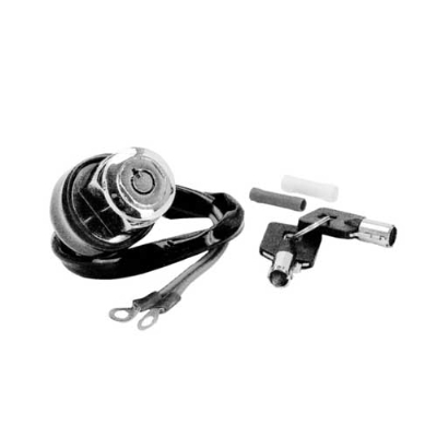 J&P Cycles® Round Key Ignition Switch