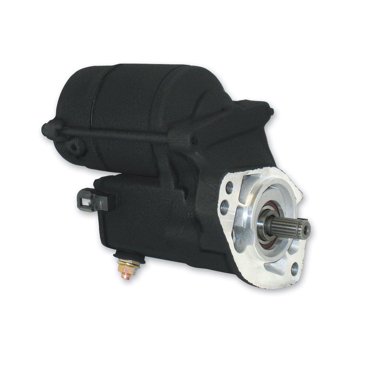 Motorcycle Electric Suppliers Black, 1.4 kW High Torque Starter